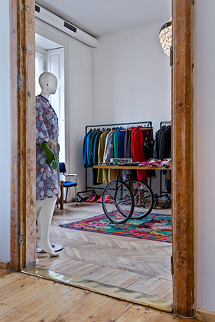 O, Moda, Moda Cafe & Concept Store